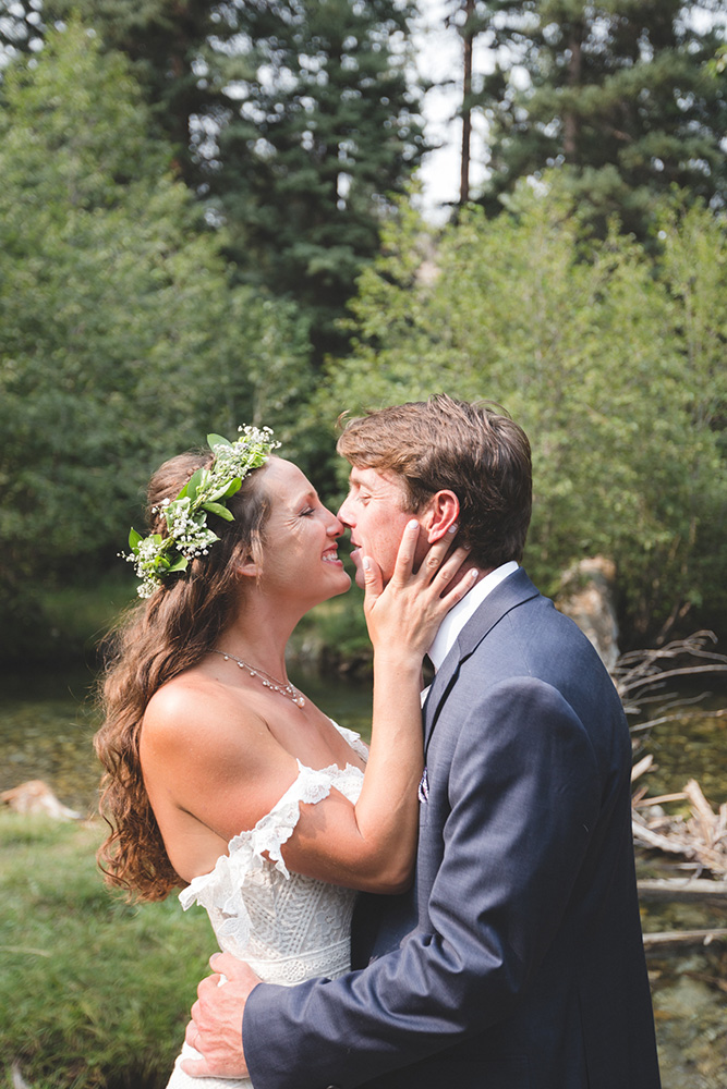 Paradise Valley Montana Wedding Photographer